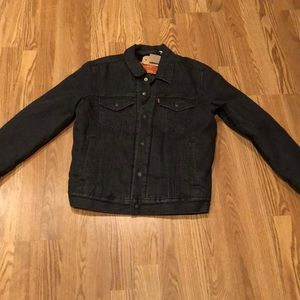 NWT Levis Men size small lined jacket